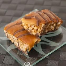Barre protéinée Délice au Caramel - Caramel Delight Bar DLUO 31/5/18
