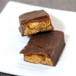 Barre Protéinée Caramel Cacahuètes - Caramel Nut Bar