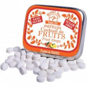 Bonbons multi fruits sans sucre
