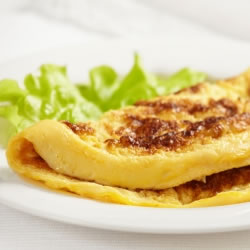 Lot 30 sachets d'Omelette Fromage Pommes de Terre