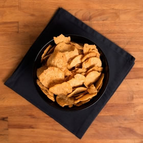 Patatas Chips Proteicas BBQ - Chips Saveur Barbecue