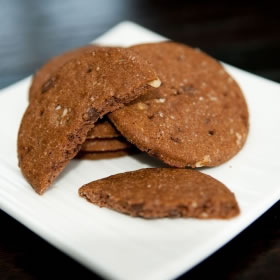 Galletas Hiperproteicas Chocolate-Avellanas - Biscuits Choco-Noisette
