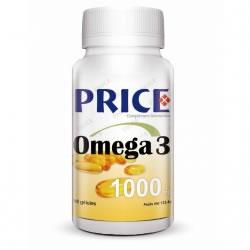Omega 3 - Flacon de 90 gélules de 1000 mg