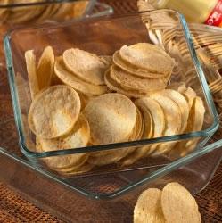 Chips protéinées saveur poulet grillé