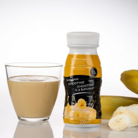 Smoothie UHT 200 ml Banane