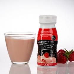 Bouteille smoothie hyperprotéiné UHT 200 ml fraise