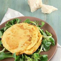 Omelette Hyperprotéinée Fromage Pommes de Terre