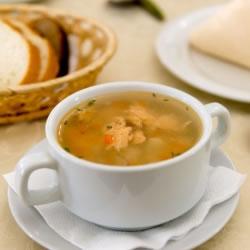 Soupe hyperprotéinée boeuf oignon et vermicelles