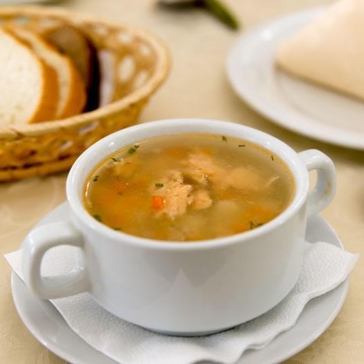 Receta sopa adelgazante cebolla
