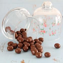 Boules chocolat protéinées croustillantes