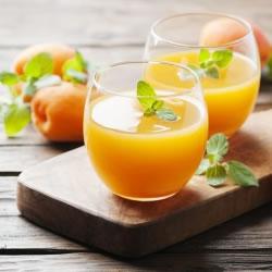 Boisson hyperprotéinée abricot