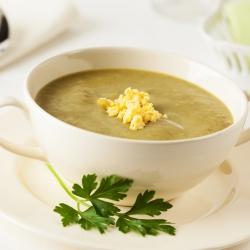 Soupe hyperprotéinée aux légumes maison SG
