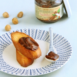 Pâtes à Tartiner Choco Noisettes pot de 120 gr