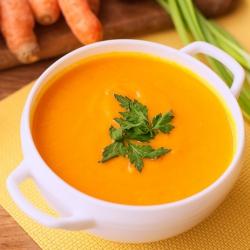 Velouté VEGAN riche en protéines saveur Légumes du potager