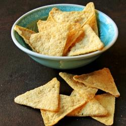 Chips Tortilla Fromage Cheddar riches en protéines