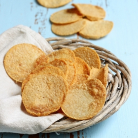 Chips Proteicas Queso - Chips saveur Fromage