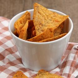 Chips Tortilla Chili Mexicain Epicées riches en protéines