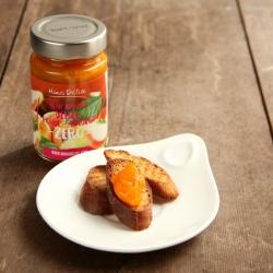 Délice Poire et Abricot en pot de 210 g