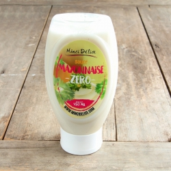 Sauce mayonnaise zéro flacon de 450 ml