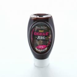 Sauce Chocolat Zéro flacon de 450 ml