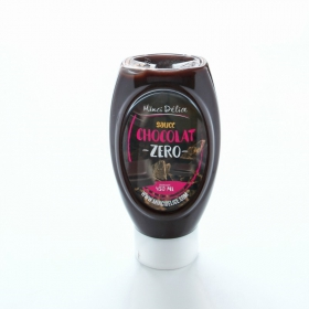 Salsa de Chocolate Cero Bote 450ml - Sauce Chocolat Zéro 450ml dluo 03/11/2018