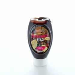 Sauce Chocolat Noisettes Zéro flacon de 450 ml