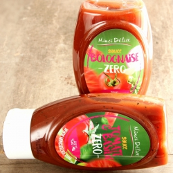 Lot 2 Sauces Tomate Basilic et Sauce Bolognaise Zéro