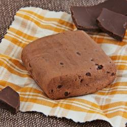 Lot économique 10 Maxi Brownies chocolat aux fèves de cacao