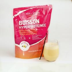 Boisson hyperprotéinée vanille Maxi Sachet 450 gr 18 portions