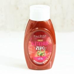 Sauce ketchup zéro flacon de 450ml DLUO 02/07/2020