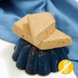 SANS GLUTEN Barre hyperprotéinée caramel cacahuètes