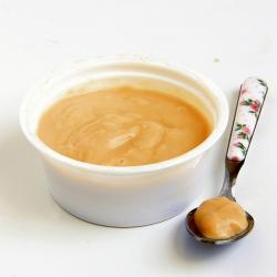 Crème dessert UHT Saveur vanille Coupelle unitaire de 140g