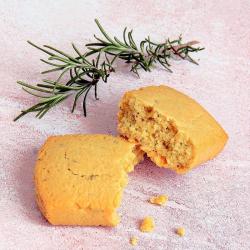 Cake salé hyperprotéiné saveur Chèvre Romarin 40g