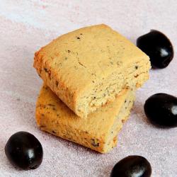 Cake salé hyperprotéiné saveur Olive 40g