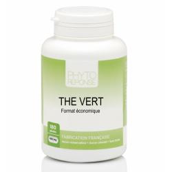 Thé Vert 200 gélules 250 mg Complément Alimentaire