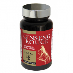 Ginseng Rouge Complément alimentaire DLUO 07/2021