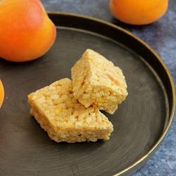 Barre hyperprotéinée crisp abricot passion
