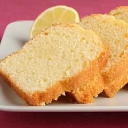 Gâteau hyperprotéiné saveur citron - régime hyperprotéiné