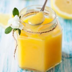 Entremets hyperprotéiné arôme tarte au citron