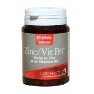 zinc et vitamine b6 compl ment alimentaire d fense immunitaire et equilibre pour r gime. Black Bedroom Furniture Sets. Home Design Ideas