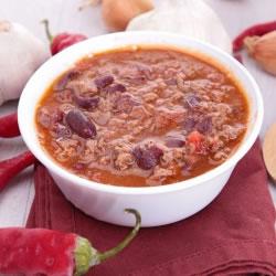 Base pour Chili Protéiné végétal aux haricots rouges